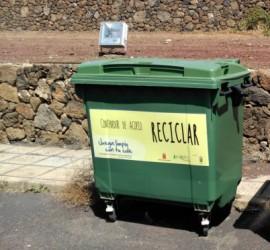 Reciclaje en centros educativos