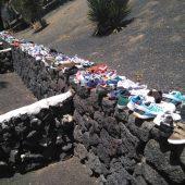 Secado «ecológico» al sol tras el lavado