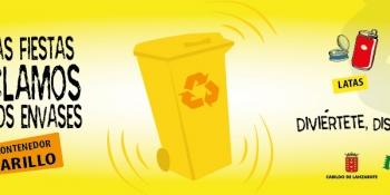 La fiesta de Reciclar