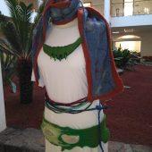 COMPLEMENTOS TEXTILES – Reciclaje Textil – EA Pancho Lasso (Fuera de concurso)