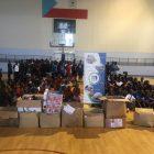 Entrega Zapatillas Solidarias 2018