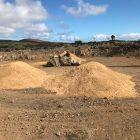 Restauración del terreno