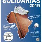 Cartel Zapatillas Solidarias 2019