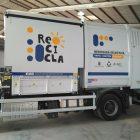 Camión Lava-contenedores