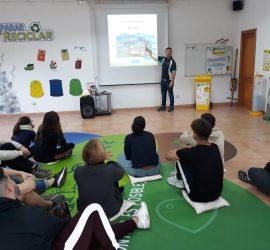 Visitas Escolares al Complejo Ambiental de Zonzamas