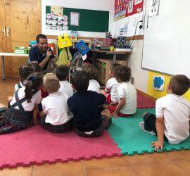 Actividades en centros educativos